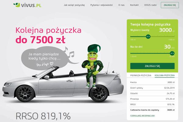 Vivus Świnoujście  zadzwoń 600 111 551